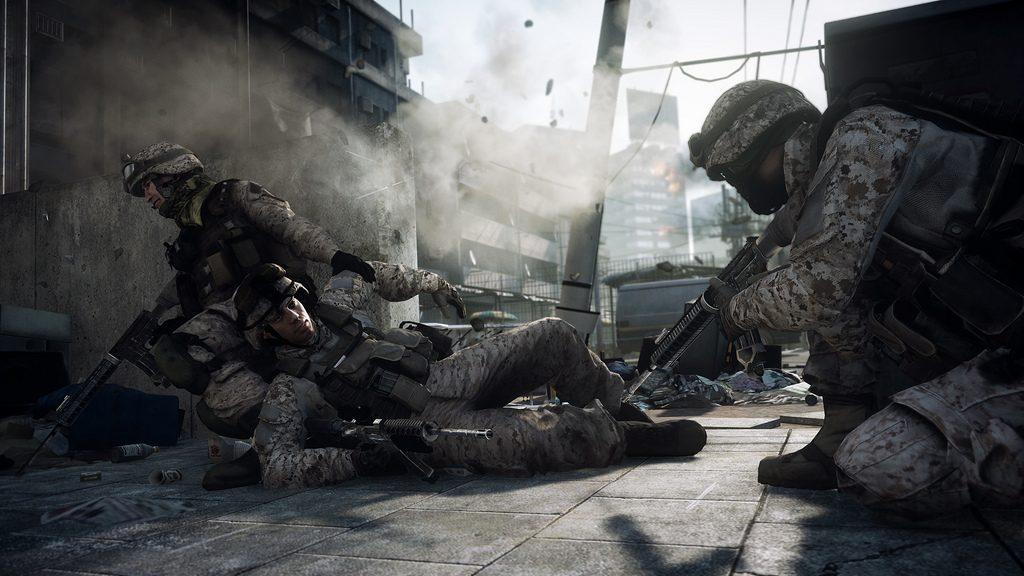 Lados Opostos: Testamos Battlefield 3