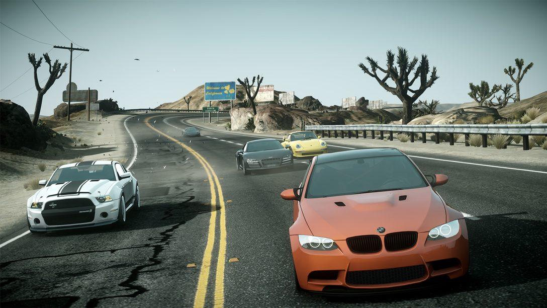 Testamos Need for Speed: The Run