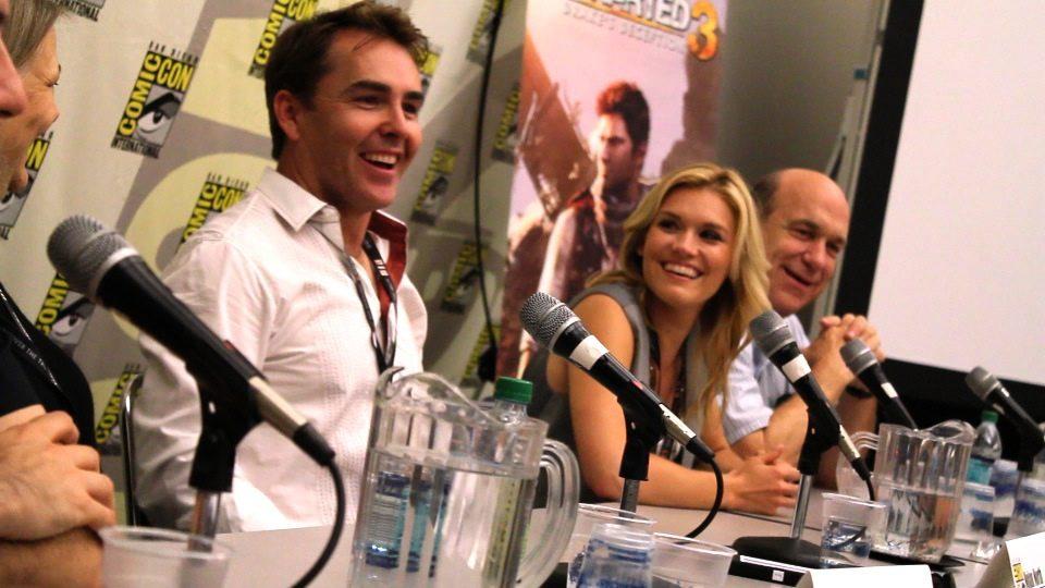 Confira o Painel Interativo de Uncharted 3 na Comic-Con 2011