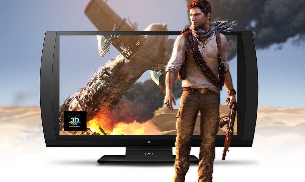 3D Estereoscópico no PS3: Lista com Todos os Jogos em 3D