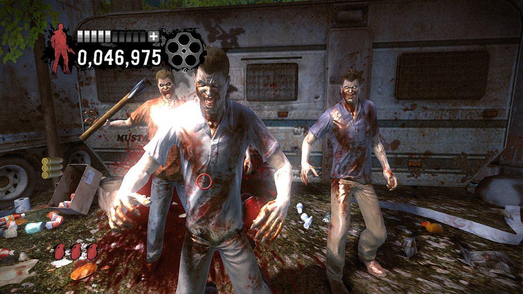 The House of the Dead: OVERKILL em 3D e com PlayStation Move