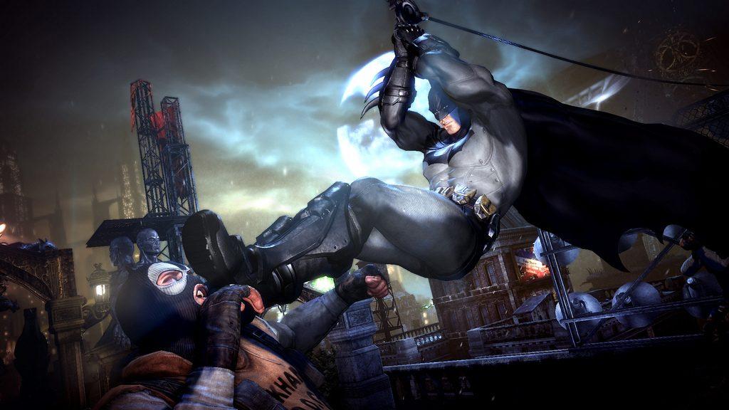 O Homem por Trás da Máscara: Entrevista de Batman: Arkham City