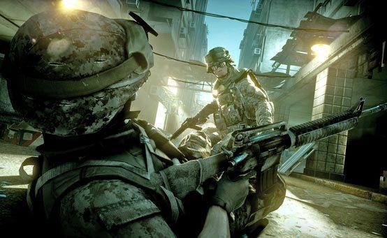 Conhecendo o Co-op de Battlefield 3