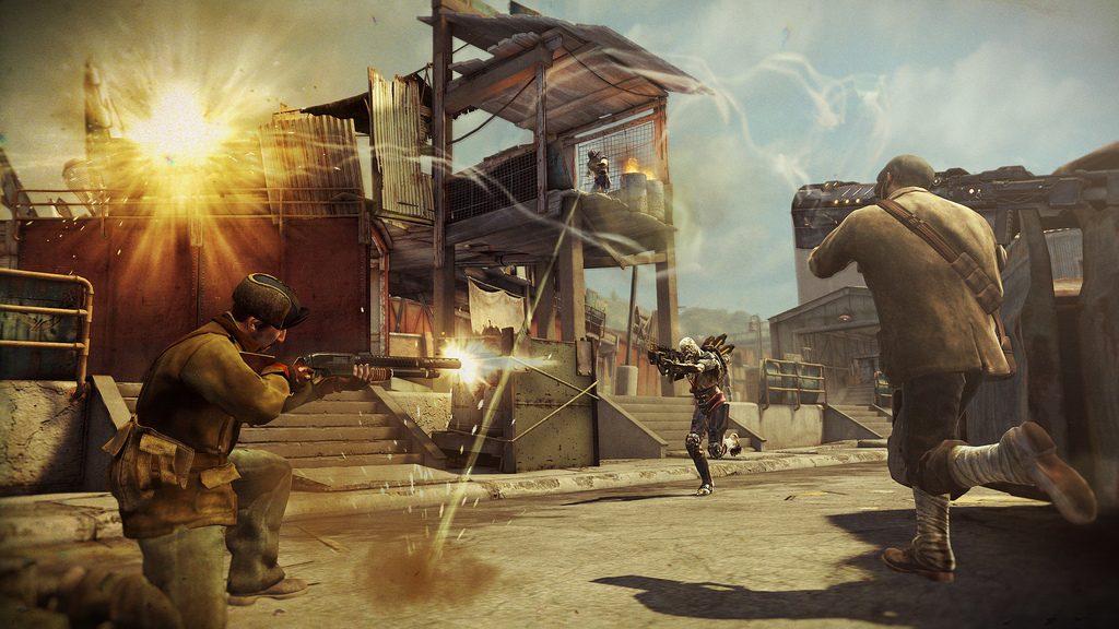 Resistance 3: Beta Multiplayer Disponível Amanhã na PSN Brasileira