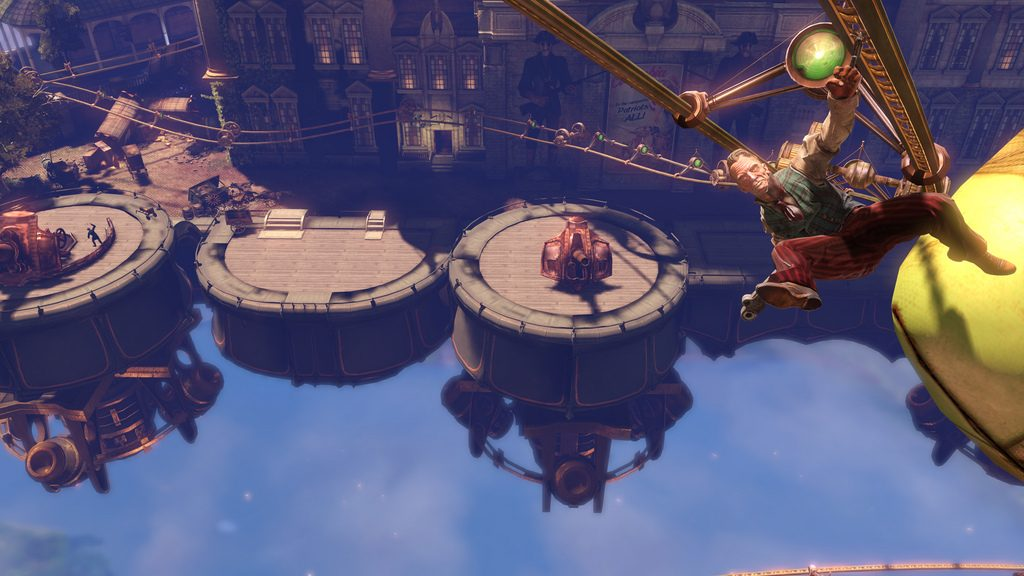 Ken Levine Fala sobre BioShock Infinite, PS Move e PS Vita