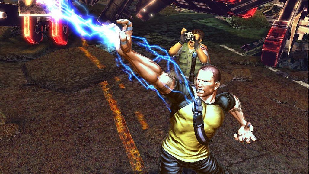 EVO: Ono Fala Sobre Cole MacGrath em Street Fighter X Tekken