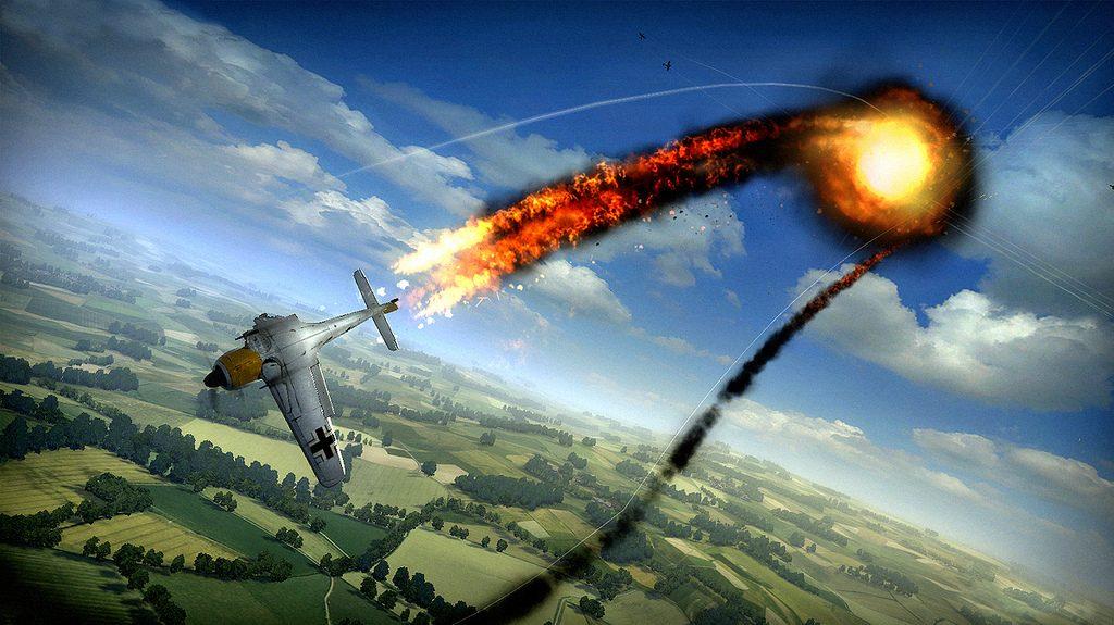 Combat Wings: Voando Alto com o PlayStation Move