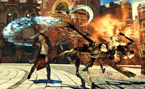 Devil May Cry: As Lutas Aéreas de Dante