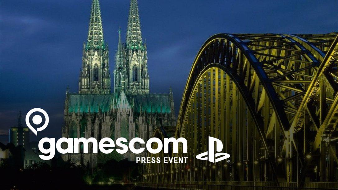 Assista à Coletiva de Imprensa da SCEE na gamescom ao Vivo