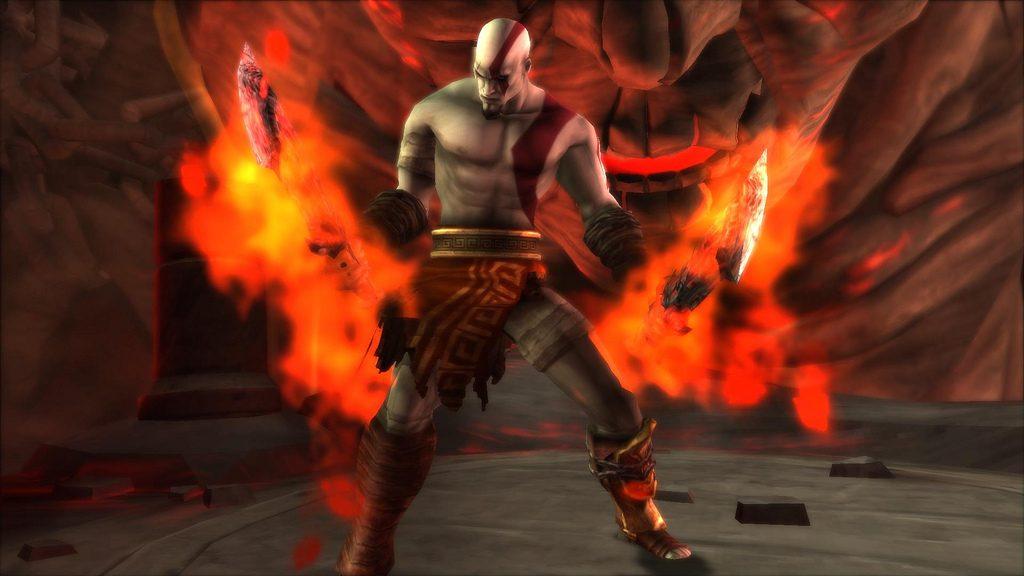 Tarefa Hercúlea: Remasterizar God of War: Origins Collection para o PS3