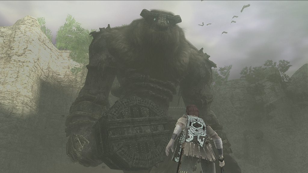 Conteúdo Bonus e Lista de Troféus de ICO & Shadow of the Colossus Collection