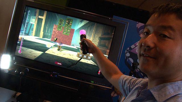 LittleBigPlanet 2: Demonstração do Pacote Move na gamescom