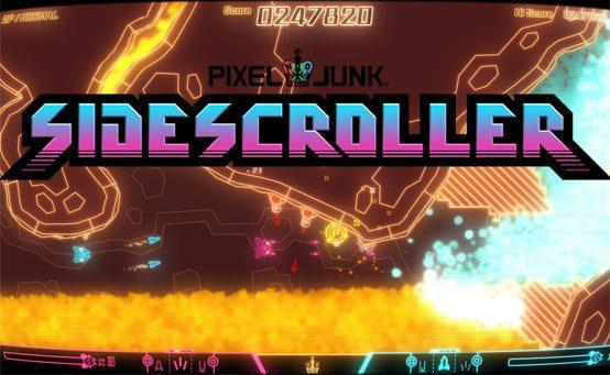 Novo Trailer de PixelJunk sidescroller