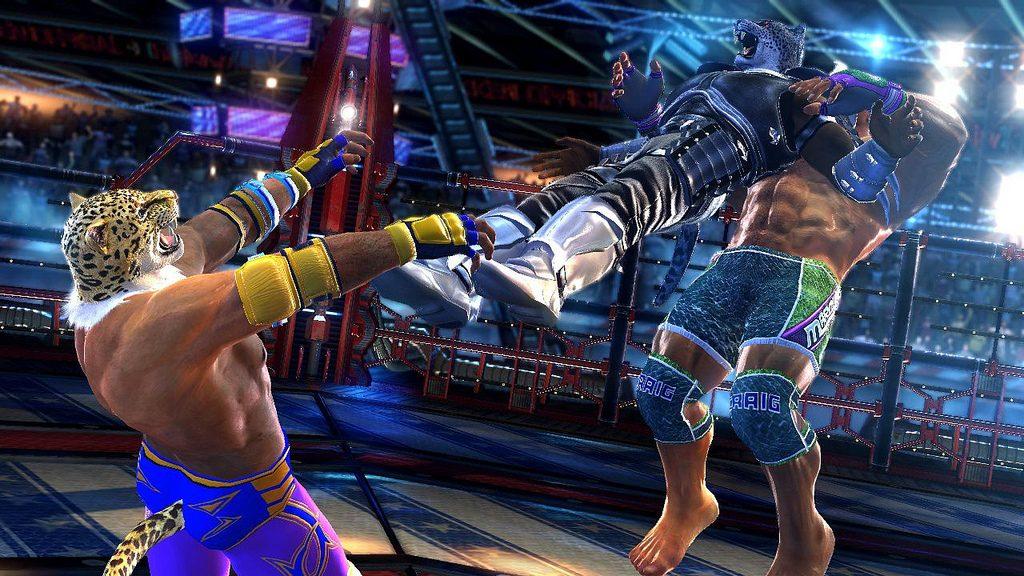 EVO: Harada Fala Sobre Tekken Hybrid, Tekken X Street Fighter e Mais