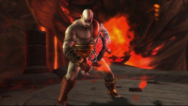 God of War: Origins Collection Chega Este Mês, Demo Disponível Hoje