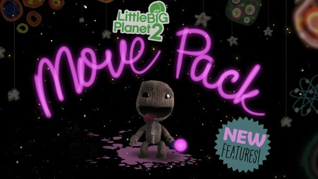 LittleBigPlanet 2: Pacote Move Chega Hoje à PSN Brasileira