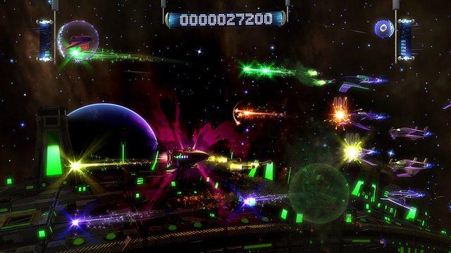 Retro/Grade: Duelos Galácticos De Trás Para Frente