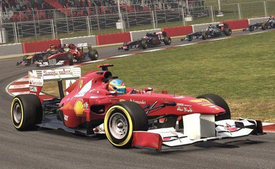 Voando Baixo: Testamos F1 2011 para PS3