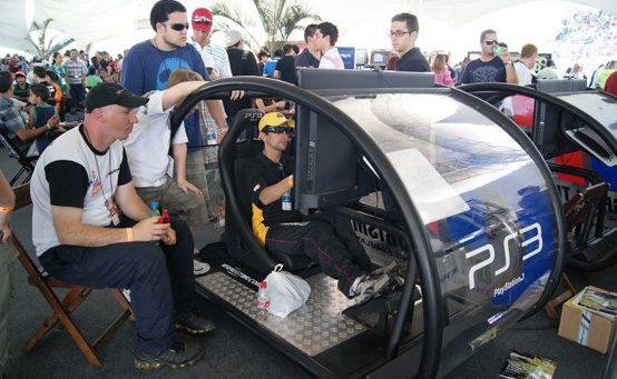 Gran Turismo 5 Marca Presença em Interlagos