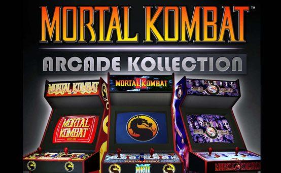 Mortal Kombat Arcade Kollection Chega à PSN Brasileira na Próxima Semana