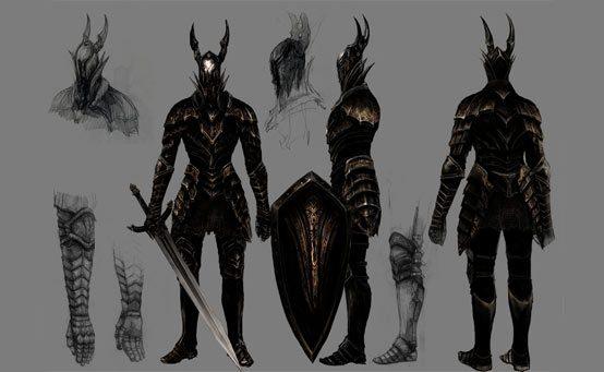 Dark Souls Chega ao PS3, Conheça Seus Demônios