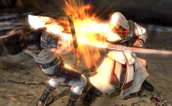 Entrevista de SoulCalibur V: Velocidade, Critical Edge e Ezio Auditore