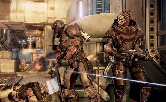Co-op em Mass Effect 3: Um Por Todos e Todos por Um