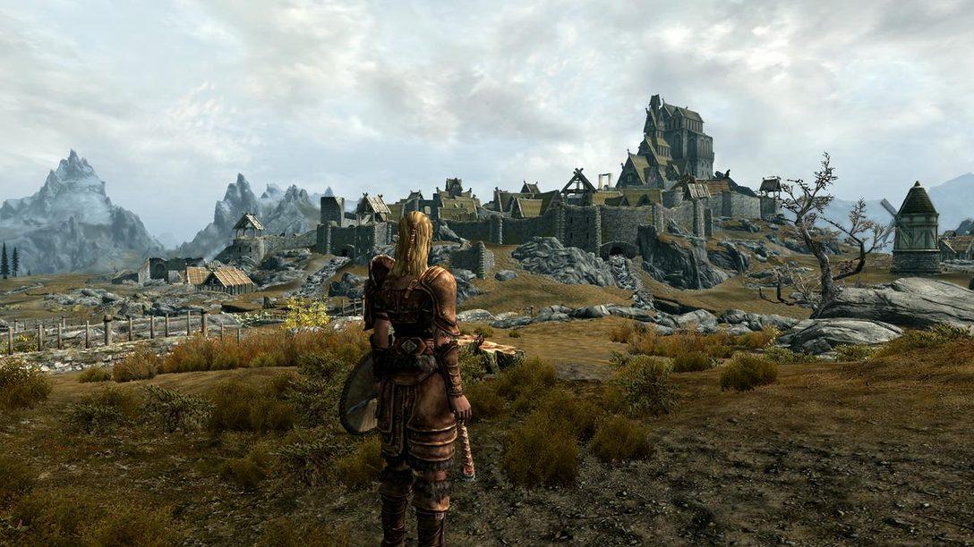 Skyrim: A Saga The Elder Scrolls Chega ao Quinto Capítulo