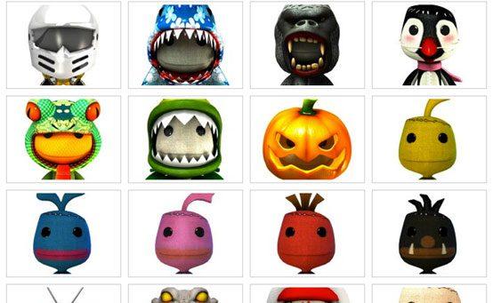 LittleBigPlanet: Sack-Novidades da Semana