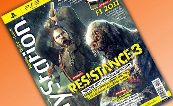 PlayStation Revista Oficial Chega ao Brasil