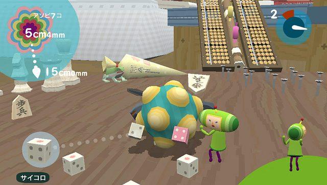 NAMCO BANDAI Games Lança TOUCH MY KATAMARI para PS Vita em Fevereiro