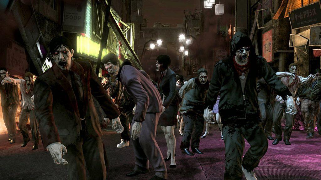 Yakuza: Dead Souls Chegando ao Ocidente