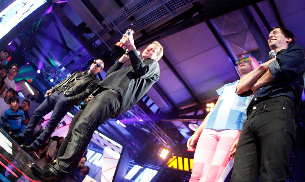 PlayStation Recebe Grandes Prêmios no MTV Video Game Awards 2011 Latinoamericano