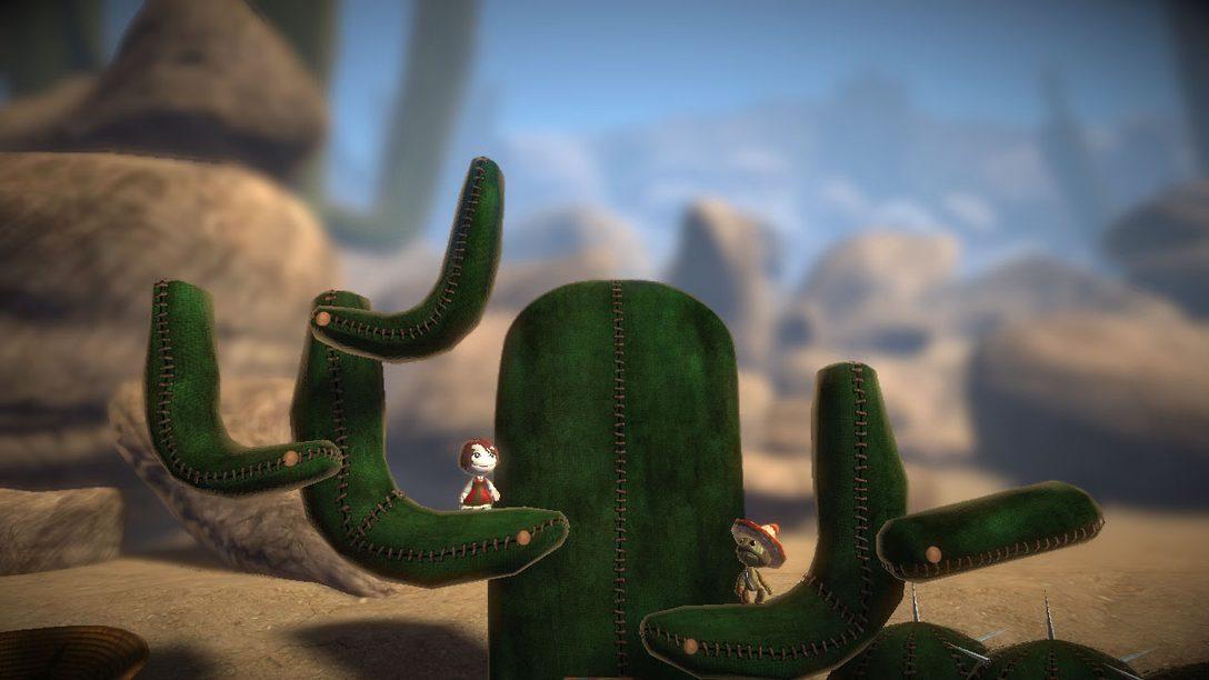 A Inspiração Latina Por Trás de LittleBigPlanet