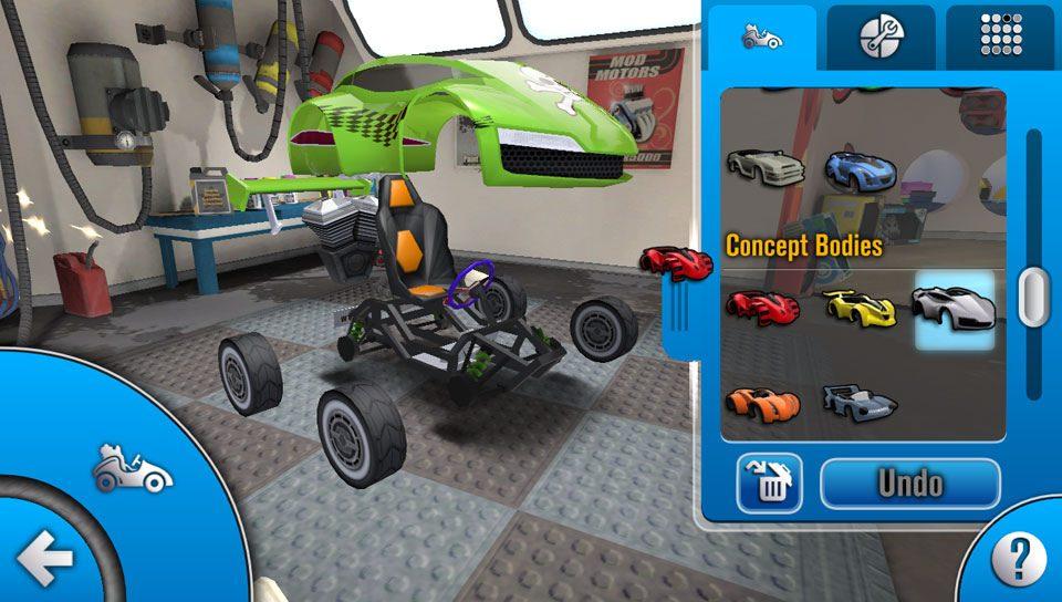 ModNation Racers: Road Trip – Conheça o Kart Studio