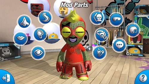 ModNation Racers: Road Trip – Conheça o Mod Studio