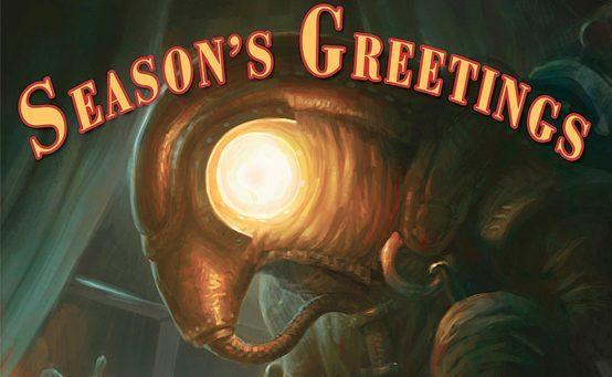 Saudações de Fim de Ano da Irrational Games