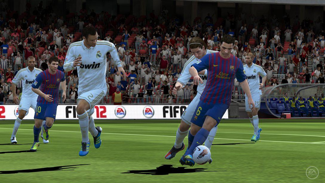 FIFA Soccer: Veja o Primeiro Futebol do PS Vita em Ação