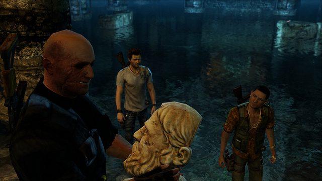 Comemore a Chegada de 2012 com Novos DLCs para UNCHARTED 3