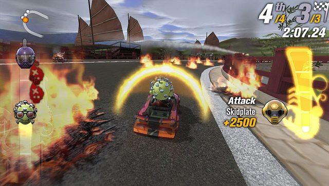 ModNation Racers: Road Trip – Ingredientes Para Diversão: Armas Grandes e Malvadas!