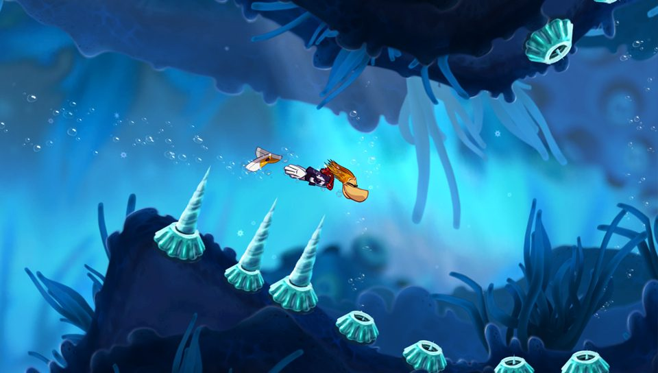 Semana Ubisoft no PS Vita: Rayman Origins