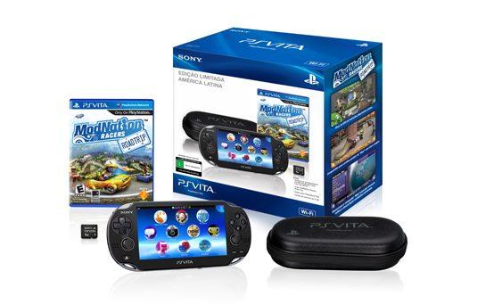 PlayStation Vita Chega Oficialmente ao Mercado Brasileiro Nesta Sexta