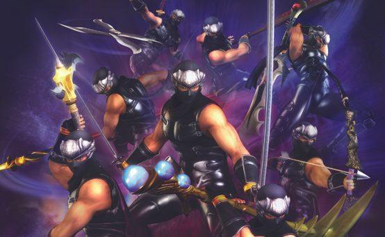 Ninja Gaiden Sigma Plus Confirmado Como Título de Lançamento do PS Vita