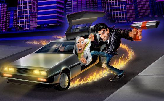 Retro City Rampage Confirmado para PS3 e PS Vita
