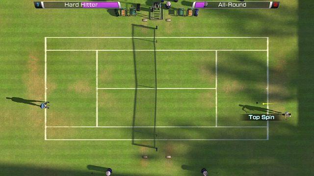 Todos os Recursos de Virtua Tennis 4: World Tour Edition para PS Vita