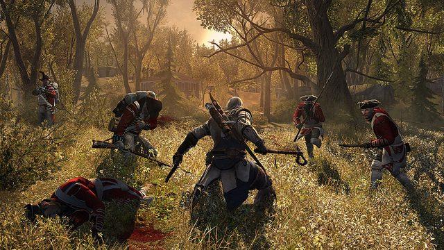 Entrevista de Assassin's Creed III