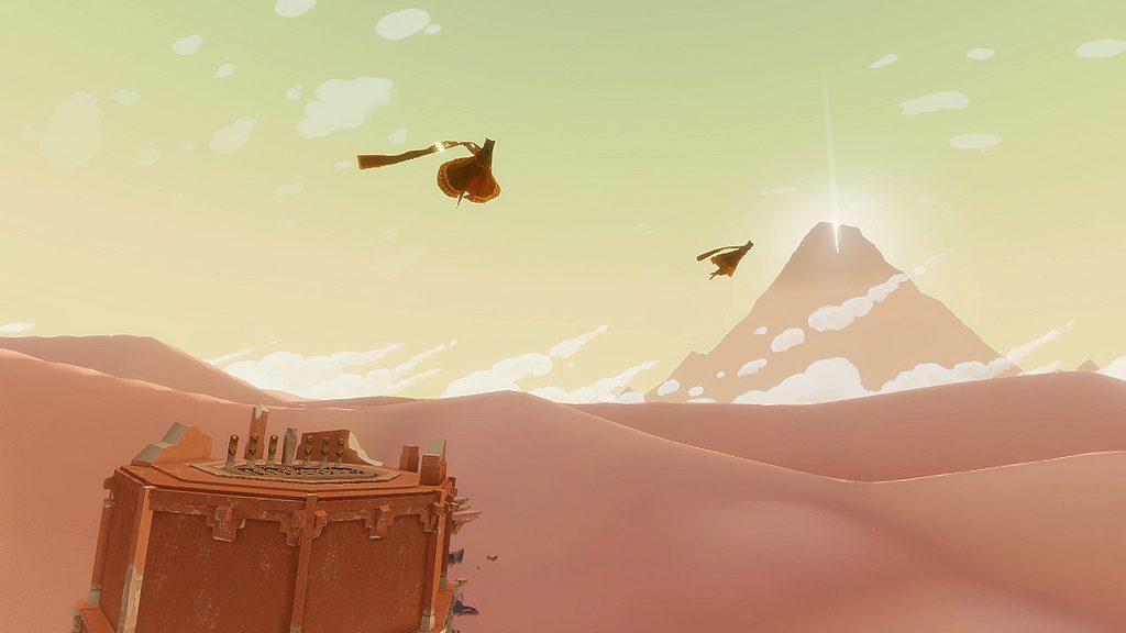 Journey é o Jogo Mais Vendido da PSN, Trilha Sonora Chega em Breve