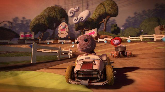 LittleBigPlanet Karting: A Intercompatibilidade de DLCs Está Aqui