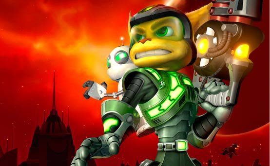 Ratchet & Clank Collection em 1080p no PS3, Multiplayer Incluso