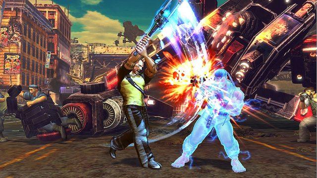 Como Obter Mega Man e Pac-Man em Street Fighter X Tekken para PS3